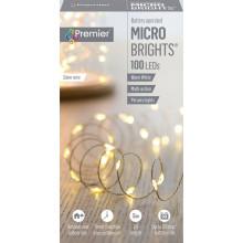 XD03608 100 LED Warm White Microbrights