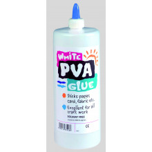 White PVA Glue 980ml