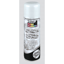 Metallic Silver Spray 200ml