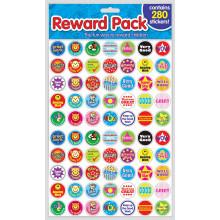 Reward Pack 280 Stickers