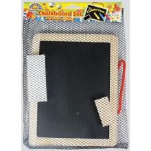 T0605 Wood Chalkboard Set In Net