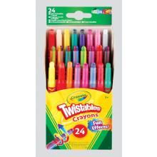 Crayola Twistable Fun Effect Crayons 24s