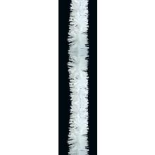 X3307 White Chunky Tinsel 2Mx100mm