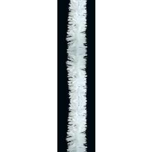 XD03308 Chunky White Tinsel 2M x 100mm