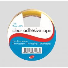Clear Tape 19mmx50m