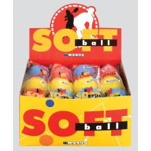 Pack of 3 Soft Sponge Balls