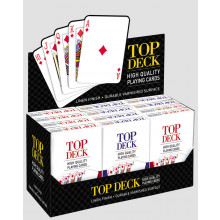 Playing Cards Top Deck High Quality
