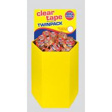 Twin Tape Dumpbin