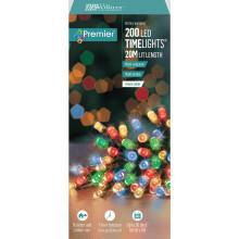 XD03601 200 LED Multi Colour Time Lights