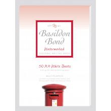 Basildon Bond A4 White Pads 9295