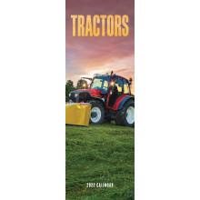 DD01106 Slim Calendar Tractors