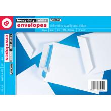 White Envelopes C5 Heavy Duty 8s