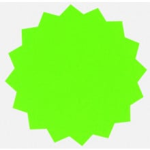 12 Fluorescent Stars 152mm