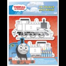 Thomas 3D Colour & Build