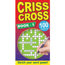 Criss Cross Book 112 Pages 4 Asst