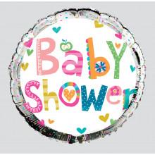 Foil Balloon Baby Shower