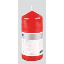 C4410 13cm Red Pillar Candles