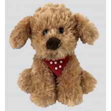 B0805 Scruff the Dog 20cm Plush