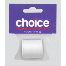 Choice White Sewing Thread