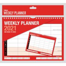 D0601 R&B Weekly Planner Calendar WTV