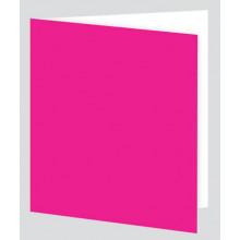 Plain Magenta Gift Tag - Adhesive