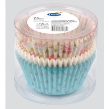 Muffin Cases 75s Assorted