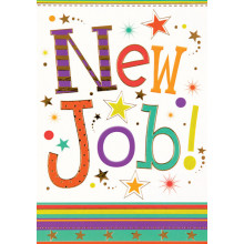S13441 Cards New Job