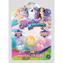 Magical Kingdom Magical Lip Gloss Asst
