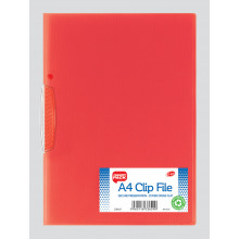 A4 Clip Files Assorted