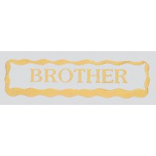 Gold Relation Labels Brother