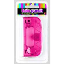 Translucent Hole Punch Assorted