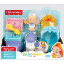 Little People Babies Playset Assorted
