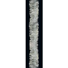 XD03306 Chunky Silver Tinsel 2M x 100mm