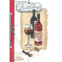 Greetings Cards Male Birthday