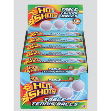 T4204 Table Tennis Balls 5pk