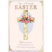 Easter Cards Religious Unit 50