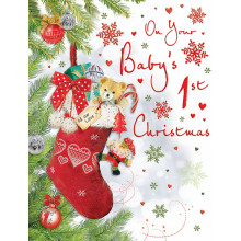 Baby's 1st 60 Christmas Cards