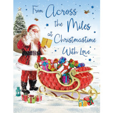 Across the Miles Trad 60 Christmas Cards