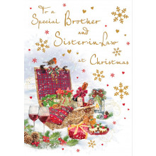 Bro+Sis-il Tr 75 Christmas Cards