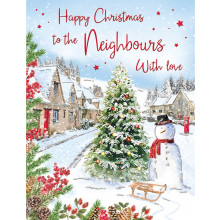 Neighbours Tr50 Christmas Cards
