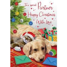 Partner 75 Christmas Cards