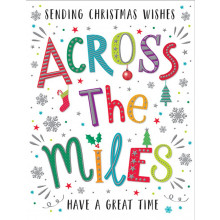 Across the Miles Modern 60 Christmas Cards