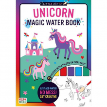 Books Magic Water Unicorn