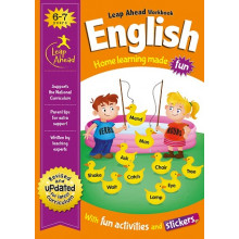 Help with Homework Book English Ages 6-7