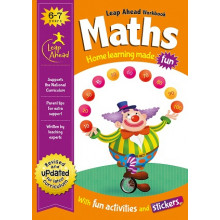 Help with Homework Book Maths Ages 6-7