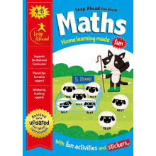 Help with Homework Book Maths Ages 4-5