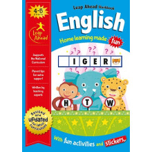 Help with Homework Book English Ages 4-5