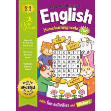 Help with Homework Book English Ages 5-6