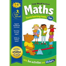 Help with Homework Book Maths Ages 7-8