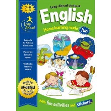 Help with Homework Book English Ages 7-8